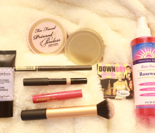 Beauty Favorites April 2015